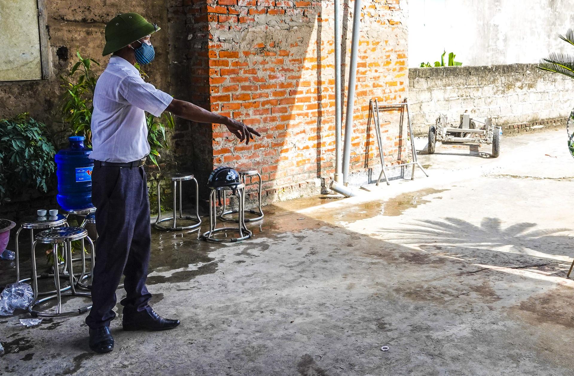 Thảm án 3 người chết ở Thái Bình: Buổi sáng người vợ nộp đơn ly hôn, 1 tiếng sau Đào Văn Thịnh đầu thú-2