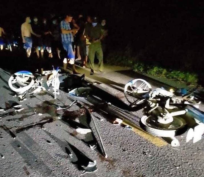 Danh tính nạn nhân tử vong sau va chạm với xe máy ở Hà Nội