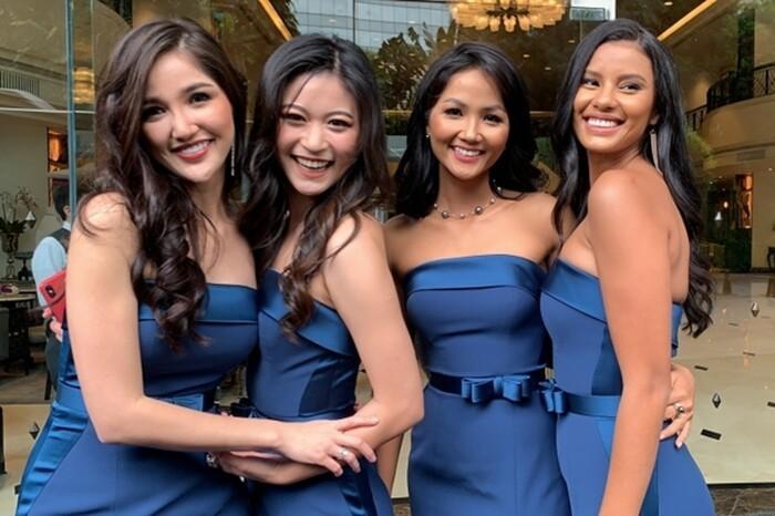 Khi các nàng hậu Việt làm phù dâu, cô dâu thấp thỏm vì sợ bị chiếm sóng-11