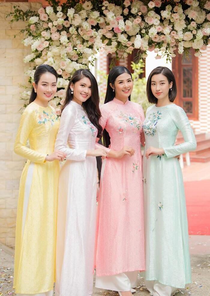 Khi các nàng hậu Việt làm phù dâu, cô dâu thấp thỏm vì sợ bị chiếm sóng-5