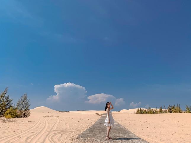 """""""Hoang mạc Sahara"""" thu nhỏ tại Bình Thuận, còn chần chờ gì mà không check-in ngay - Ảnh 2."""