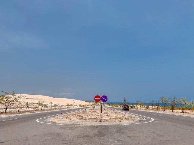 """""""Hoang mạc Sahara"""" thu nhỏ tại Bình Thuận, còn chần chờ gì mà không check-in ngay - Ảnh 4."""