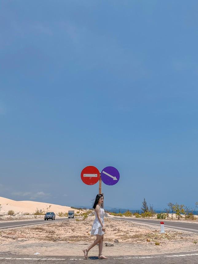 """""""Hoang mạc Sahara"""" thu nhỏ tại Bình Thuận, còn chần chờ gì mà không check-in ngay - Ảnh 5."""