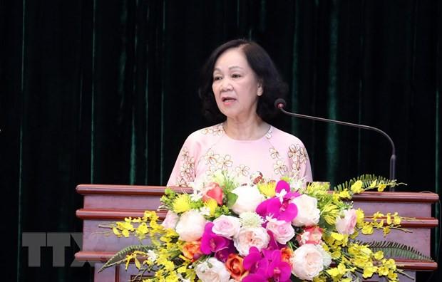 Ong Nguyen Quoc Doan duoc chi dinh giu chuc Bi thu Tinh uy Lang Son hinh anh 1