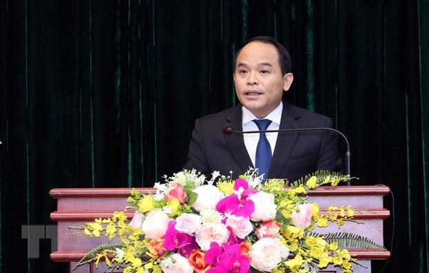 Ong Nguyen Quoc Doan duoc chi dinh giu chuc Bi thu Tinh uy Lang Son hinh anh 2