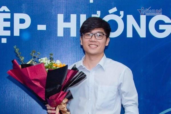 Chàng trai Hải Phòng giành học bổng tiến sĩ gần 8 tỷ đồng - 1