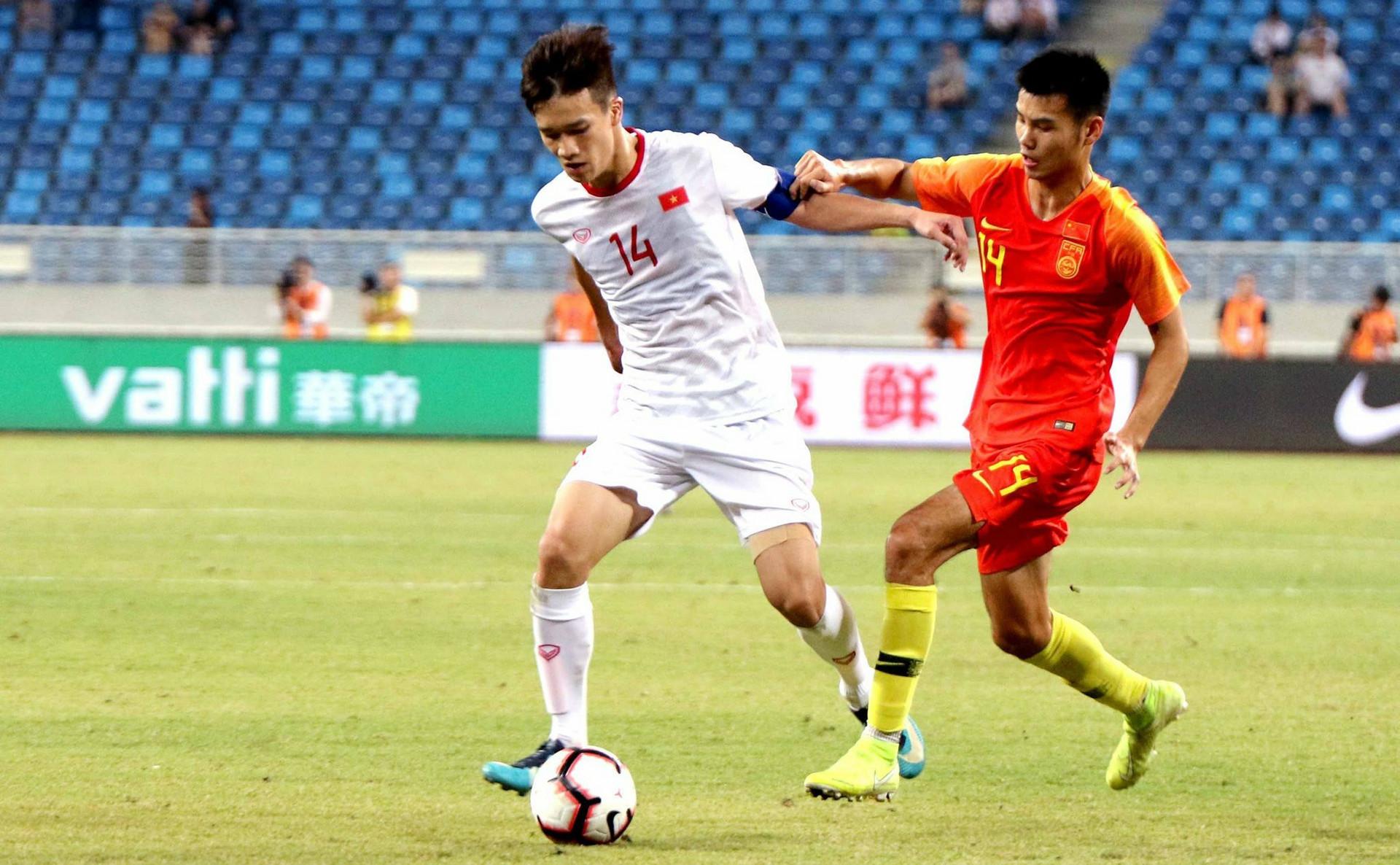 Vòng loại World Cup 2022: Tuyển Việt Nam đủ sức thắng Trung Quốc - 5