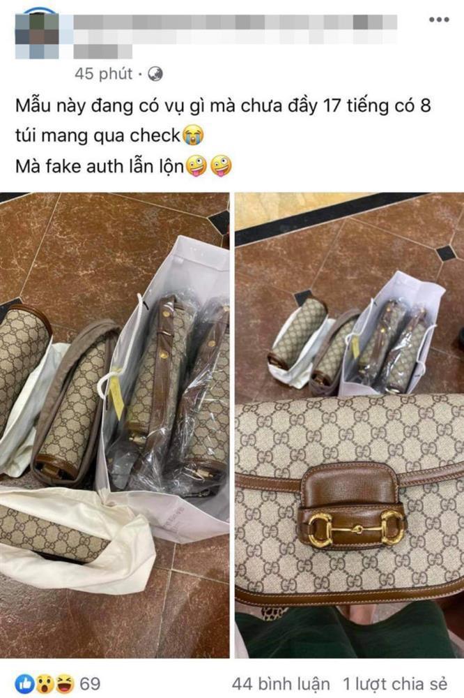 Túi xách, giày dép đến... lược Gucci cũng bị làm nhái bán vài chục nghìn-5