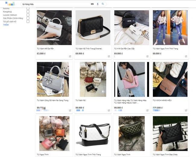 Túi xách, giày dép đến... lược Gucci cũng bị làm nhái bán vài chục nghìn-10