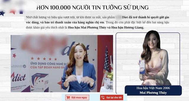 Mai Phương Thúy xin lỗi vì quảng cáo láo, Hương Giang mất dạng như chưa từng-5