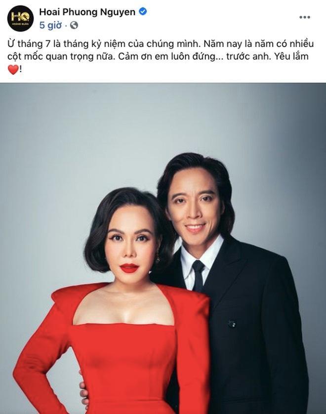 Đăng ảnh tình tứ bên chồng, Việt Hương bị netizen vào bóc phốt-3