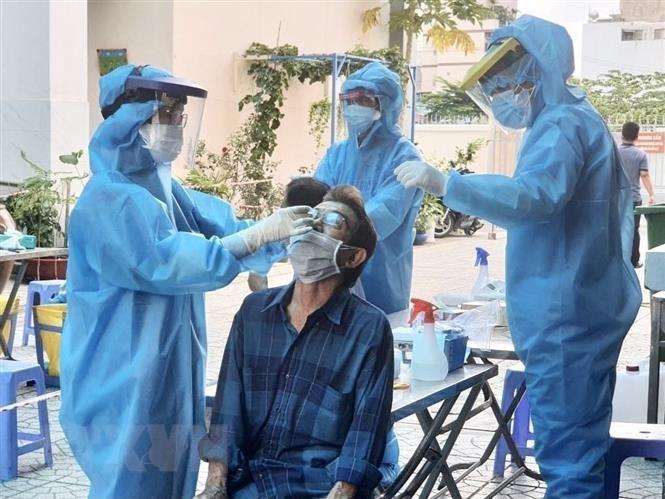 TP.HCM: Tac nhan gay benh COVID-19 la chung virus Delta lay nhiem manh hinh anh 1