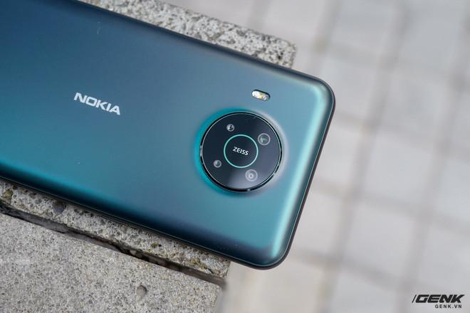 Trên tay Nokia X10: cụm 4 camera Zeiss độc đáo, vi xử lý Snapdragon 480, có hỗ trợ 5G - Ảnh 7.