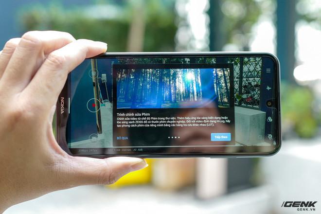 Trên tay Nokia X10: cụm 4 camera Zeiss độc đáo, vi xử lý Snapdragon 480, có hỗ trợ 5G - Ảnh 10.