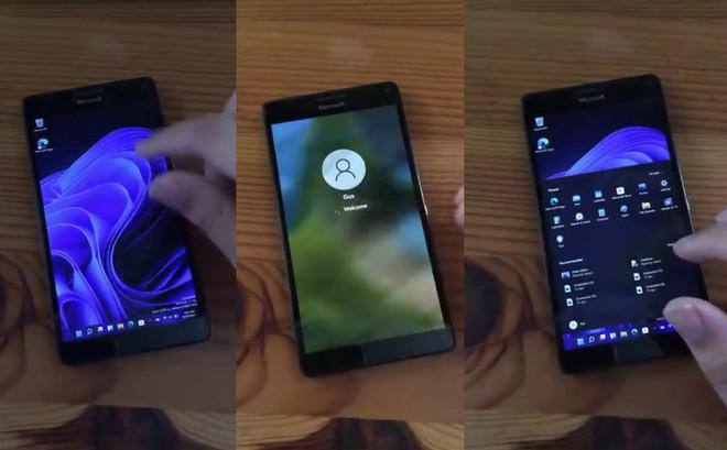 Cài đặt thành công Windows 11 lên điện thoại Xiaomi - Ảnh 1.