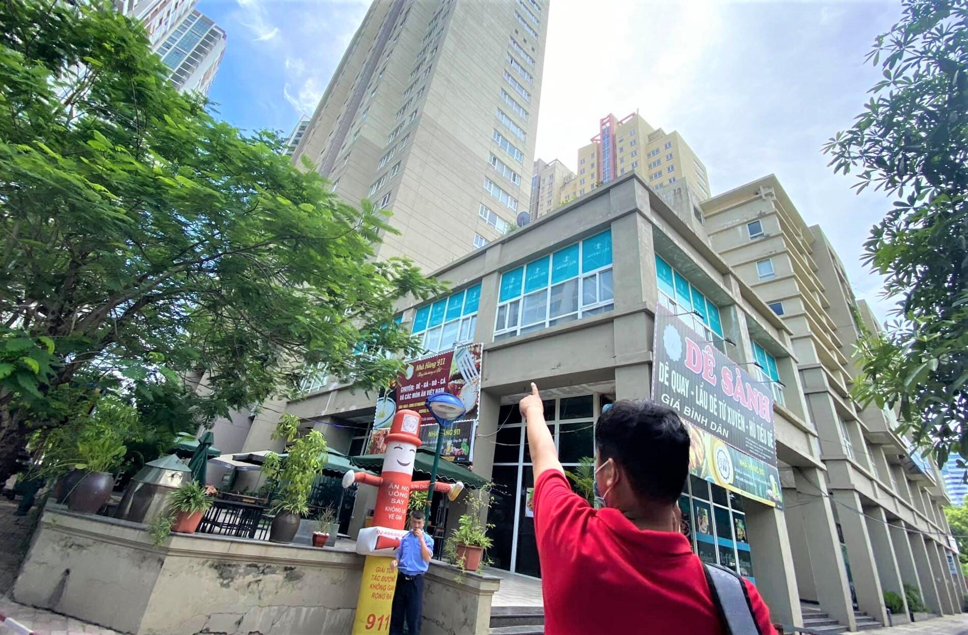 Bé 5 tuổi rơi từ tầng 11 chung cư ở Hà Nội: Lời kể xót xa của nhân chứng - 1