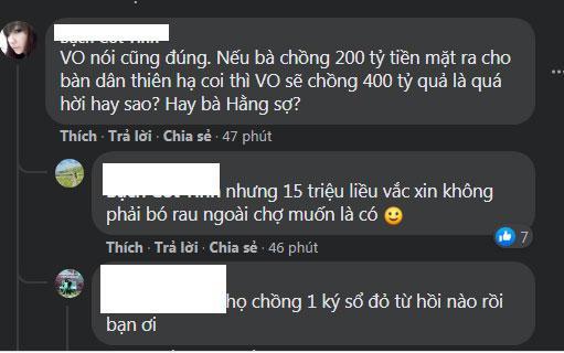 Vy Oanh tuyên bố sẽ cho bà Phương Hằng 400 tỷ với điều kiện... sốc óc-4
