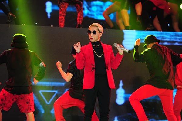 Sơn Tùng M-TP tại The Remix 2015