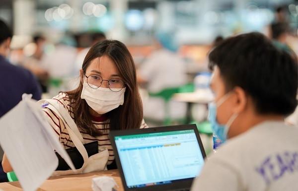 Dấu ấn của chiến dịch tiêm chủng thần tốc tại TP.HCM