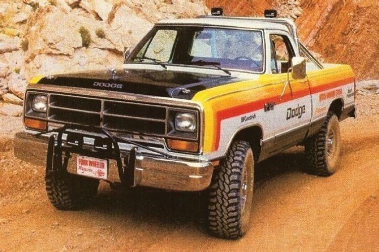 10 chiếc xe bán tải cổ nổi tiếng từ thập niên 90