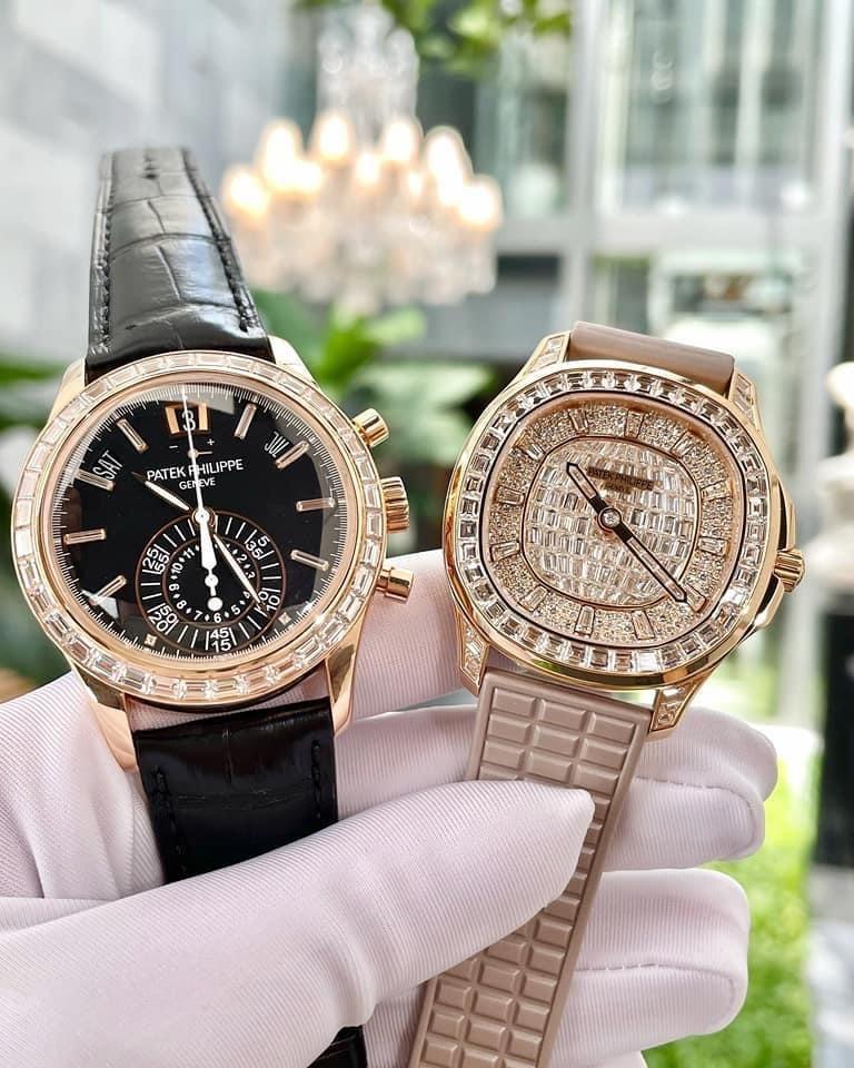 Chỉ cần Đoàn Di Băng thích, chồng tặng luôn đồng hồ 6 tỷ-4