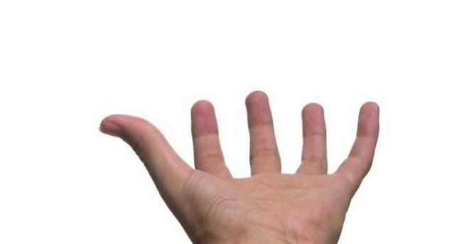 4 biểu hiện trên bàn tay có thể là