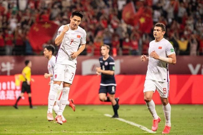 Tuyển Trung Quốc lựa chọn sân dự phòng tại vòng loại World Cup 2022 - 1
