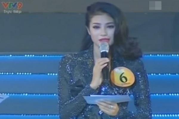 Rò rỉ clip Phạm Hương thi ứng xử 9 năm trước: Lê thê và nhàm chán-1