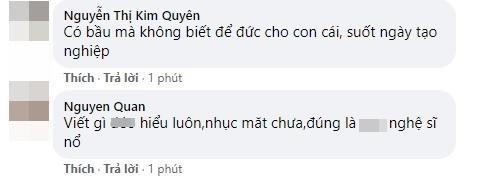 Tuyên bà Phương Hằng thua cuộc, Facebook Vy Oanh phủ icon phẫn nộ-12