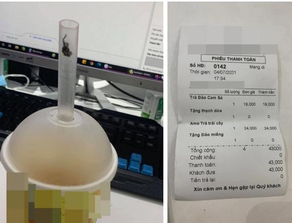 Cô gái tố quán trà sữa bán đồ uống có côn trùng, không ngờ bị lật ngược thuyết âm mưu-2
