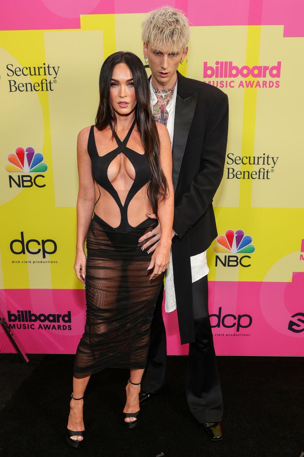 Megan Fox và bạn trai mới Machine Gun Kelly: Cặp đôi thời trang của Hollywood - 4