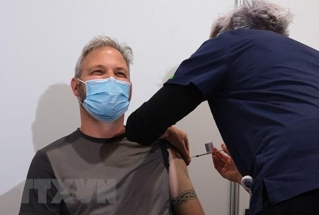 Cuoc dua dam bao nguon cung cap vaccine ngua COVID-19 o Australia hinh anh 1