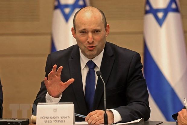 Lanh dao Israel va Nga nhat tri gap song phuong thoi gian toi hinh anh 1