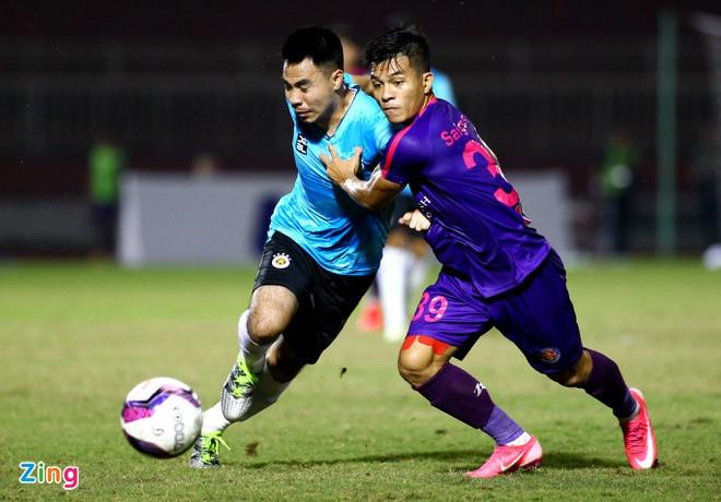 CLB Hà Nội và Sài Gòn không được dự giải đấu châu lục - 1