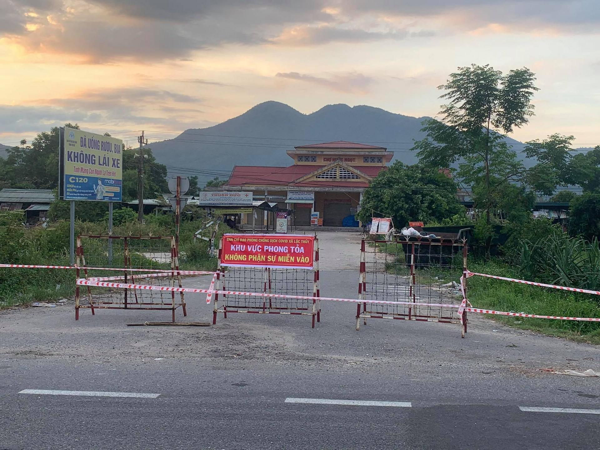 Tài xế khai báo gian dối, gây lây lan dịch bệnh ở Thừa Thiên- Huế - 1