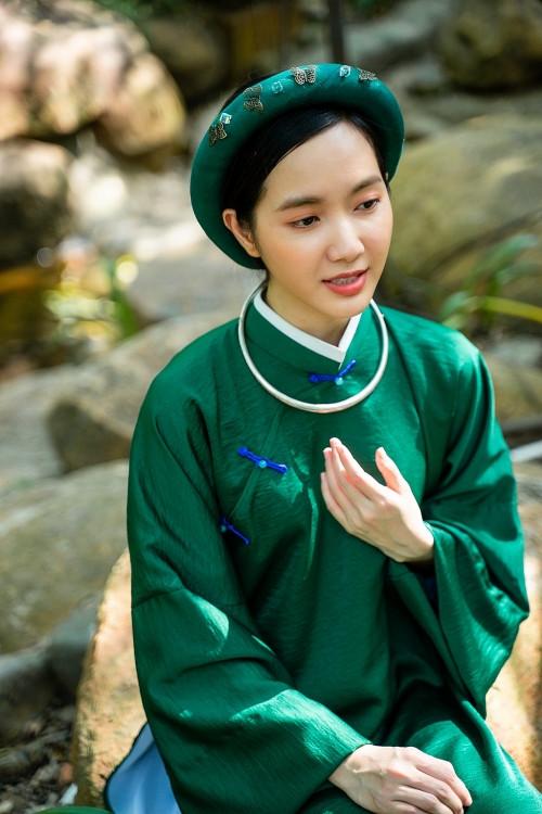 Chỉ sau vài ngày, 'Danh phận' của Jang Mi đã tạo thành trào lưu diện cổ phục trên Tiktok