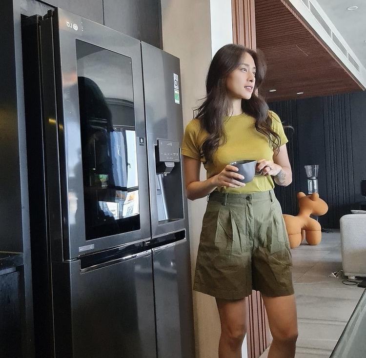 Đả nữ Ngô Thanh Vân chuộng style tối giản nhưng khí chất ngời ngời-2