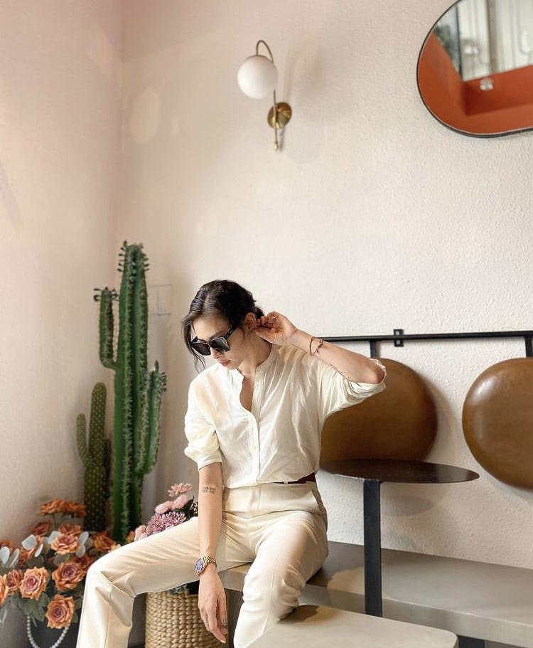 Đả nữ Ngô Thanh Vân chuộng style tối giản nhưng khí chất ngời ngời-9