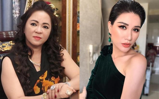 2 sao Việt công khai ủng hộ Vy Oanh thách thức bà Phương Hằng-3