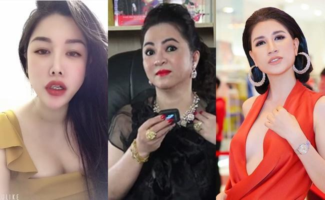 2 sao Việt công khai ủng hộ Vy Oanh thách thức bà Phương Hằng-5