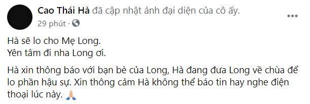 Dàn sao Việt bàng hoàng khi hay tin Đức Long qua đời-2