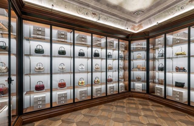 Kho lưu trữ huyền thoại của Gucci có ngôi nhà mới - 1