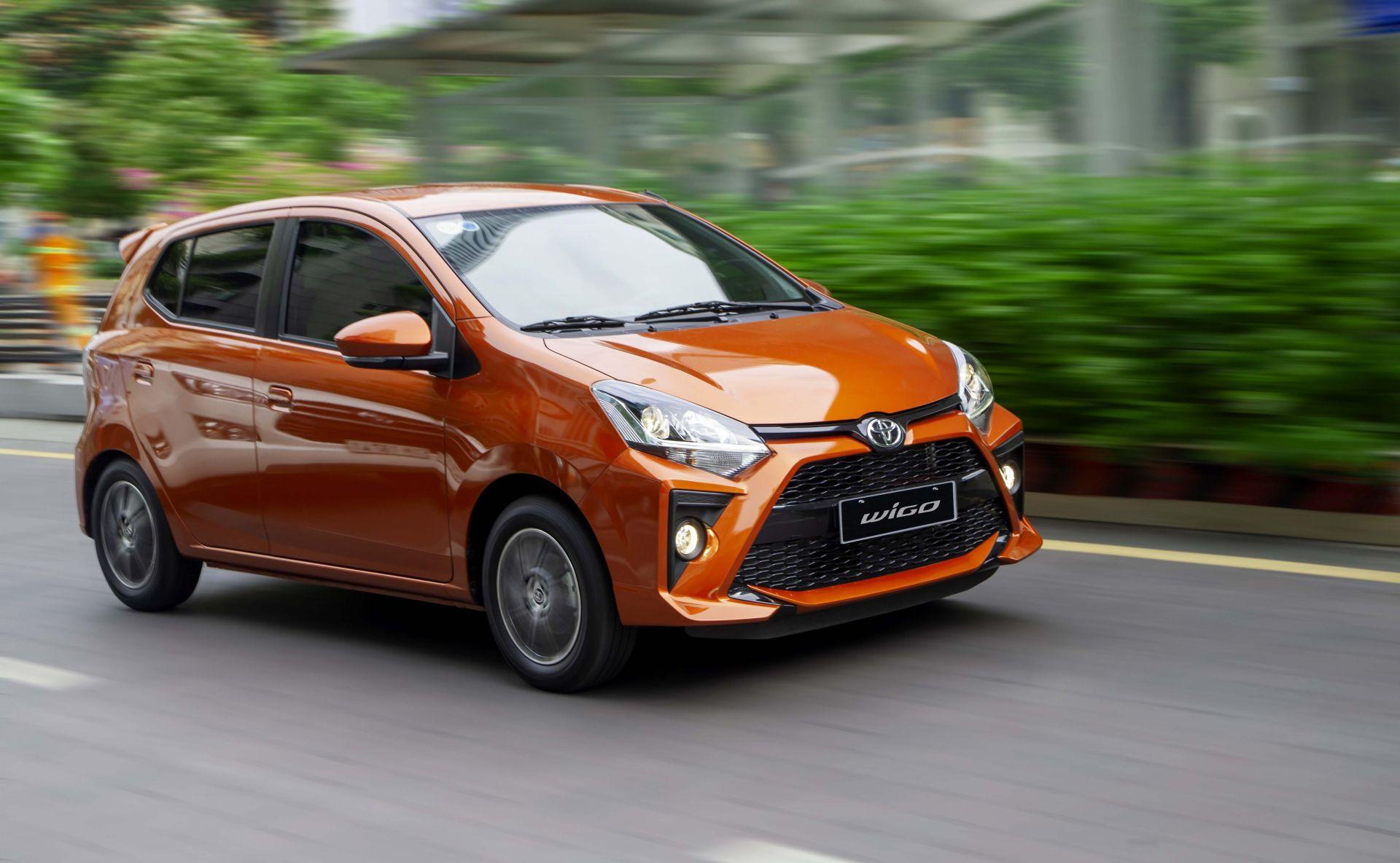 Toyota Wigo vận hành tiét kiệm đi kèm chi phí bảo hành bảo dưỡng hợp lý