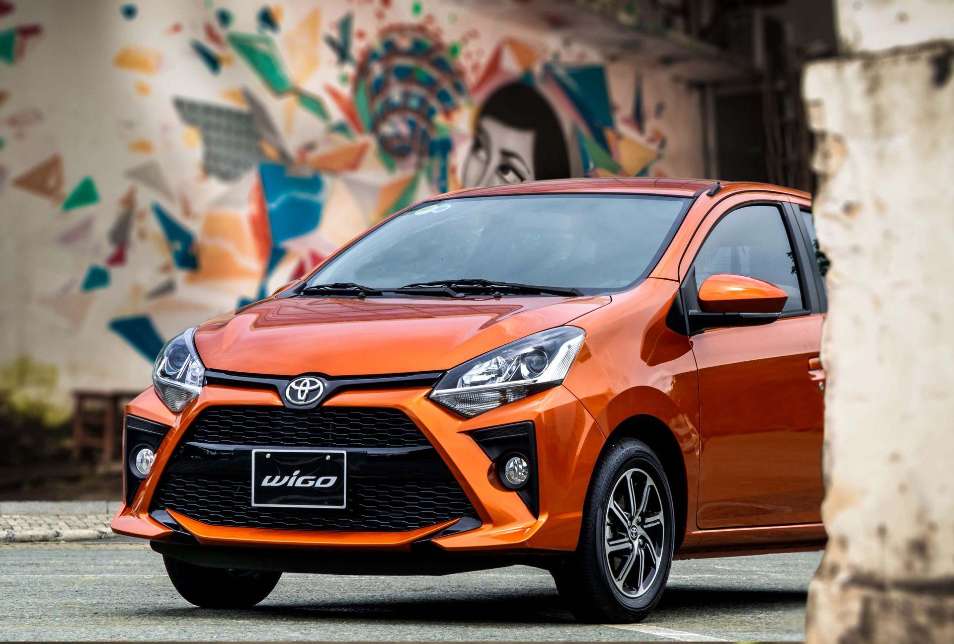 Trang bị an toàn là điểm mạnh của Toyota Wigo