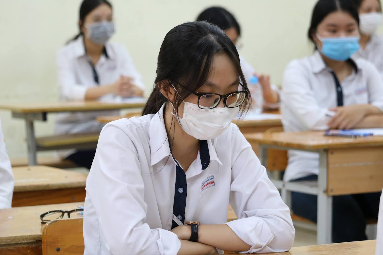 Thi tốt nghiệp THPT 2021: Thí sinh bị trừ điểm, hủy kết quả thi khi nào? - 1