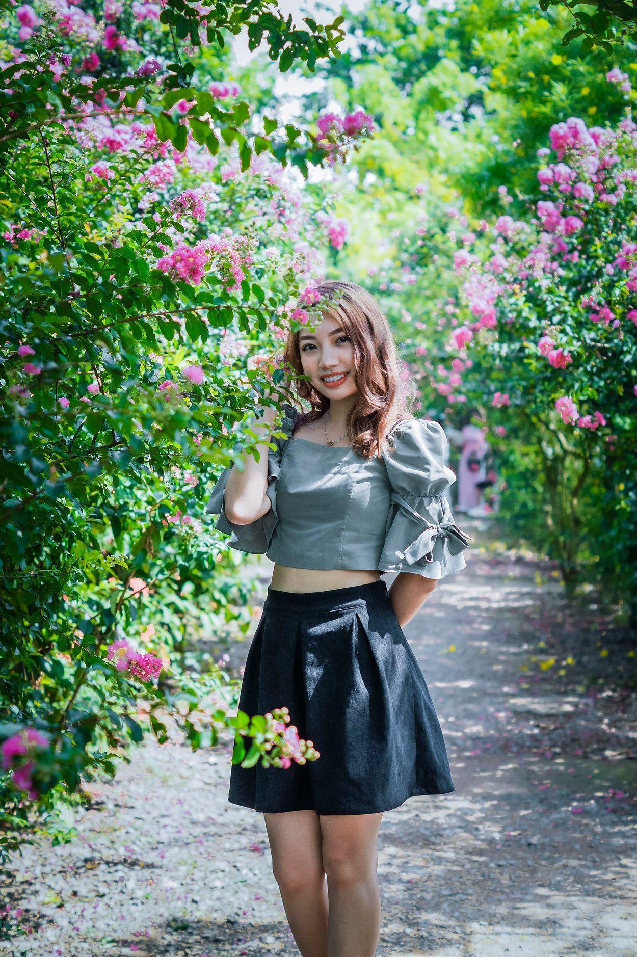 Mê mẩn đường hoa tường vi, đẹp tựa vườn thượng uyển ở trời Âu - 12