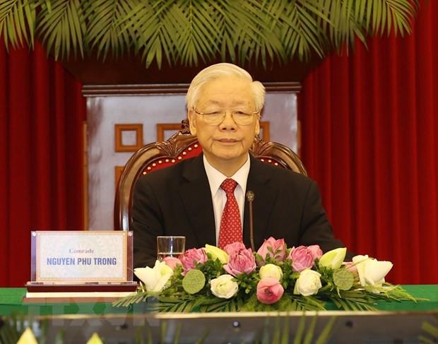 Hoi nghi thuong dinh giua Dang Cong san Trung Quoc voi cac chinh dang hinh anh 1
