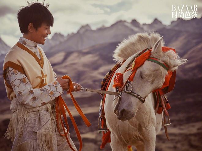 Hotboy chăn bò Tây Tạng từng gây sốt mạng xã hội giờ ra sao? - 1
