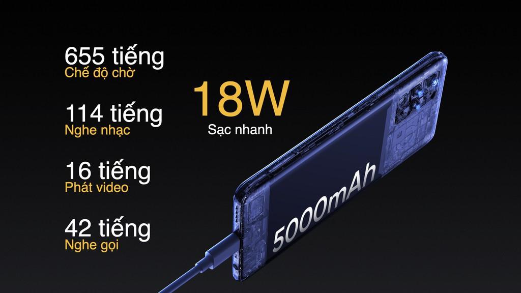 realme ra mắt smartphone 5G đầu tiên tại VN, giá 7.99 triệu đồng - Ảnh 6.