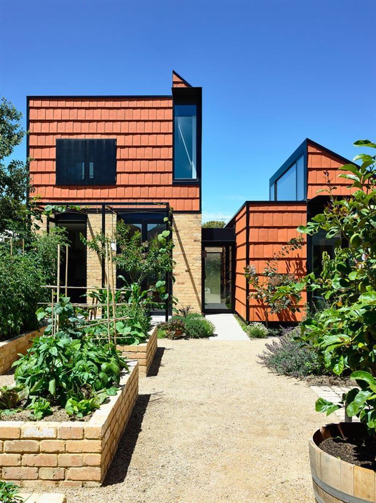 Cải tạo căn nhà cũ thành ngôi nhà đa thế hệ, có vườn cây xanh mát bao quanh khiến nhiều người ngưỡng mộ-7